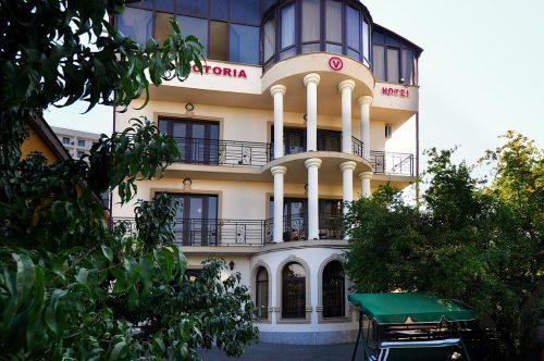 Hotel villa victoria Tbilisi