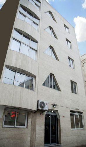 هتل آپارتمان سینا نور مشهد