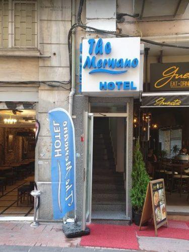 THE MERWANO HOTEL Istanbul