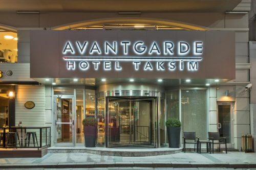 Avantgarde Taksim hotel Istanbul
