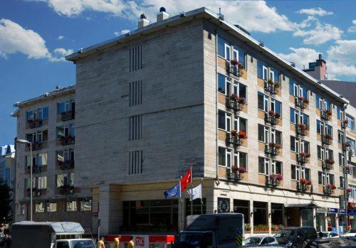 Buyuk Keban hotel Istanbul