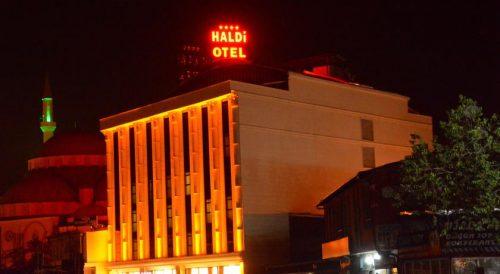 Haldi Hotel Van