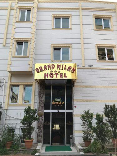 Hotel Grand Milan Istanbul