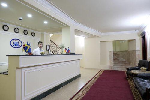 Hotel S&L Tbilisi