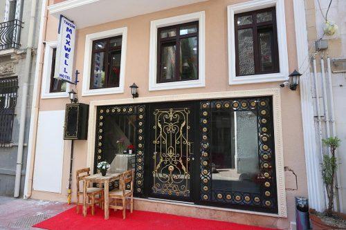 Maxwell Hotel Istanbul