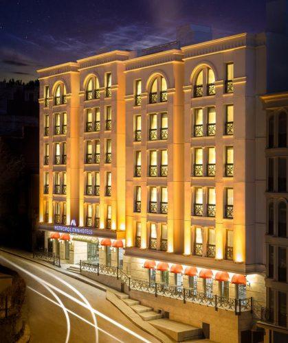 Metropolitan Hotels Taksim Istanbul