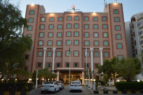 Ramee Guestline Muscat Hotel