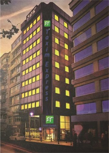 Taxim Express Hotel Istanbul