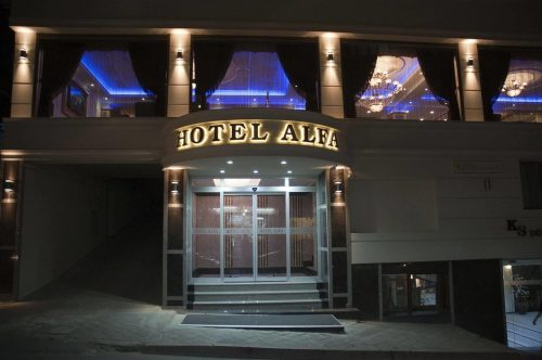 Alfa Hotel Istanbul