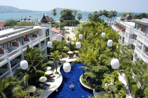 Sunset Beach Resort Patong