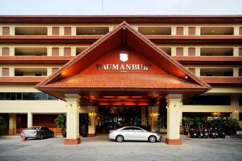 Baumanburi Hotel Patong