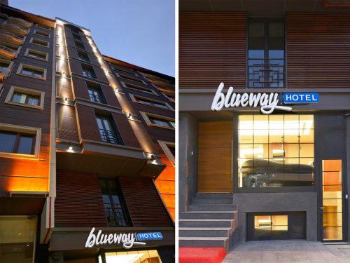 Blueway Hotel City istanbul