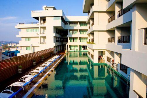 Casa Del M Resort patong