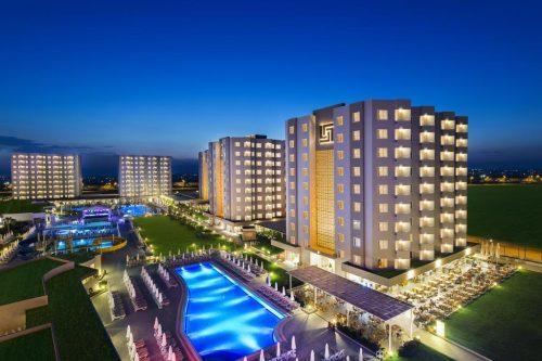 Grand Park Lara Hotel Antalya