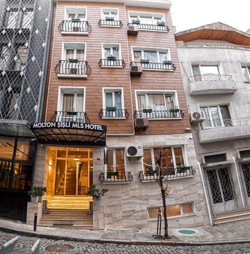 Molton Şişli MLS Hotel istanbul