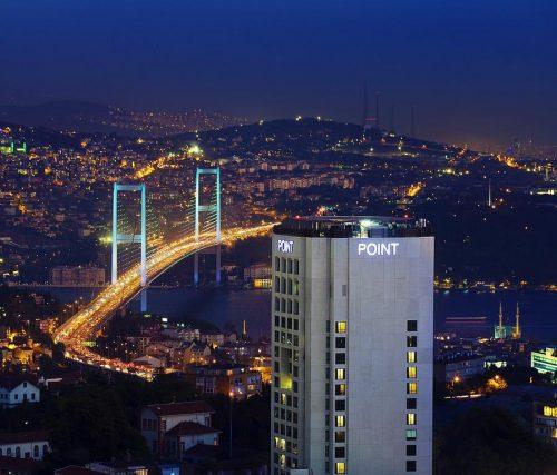 Point Hotel Barbaros Istanbul