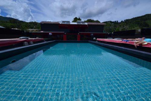 Sharaya Residence Patong hotel