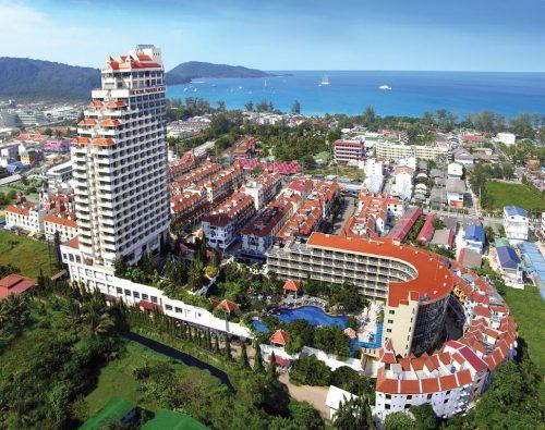 The Royal Paradise Hotel & Spa Patong
