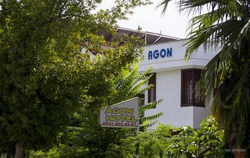 Agon Hotel Antalya