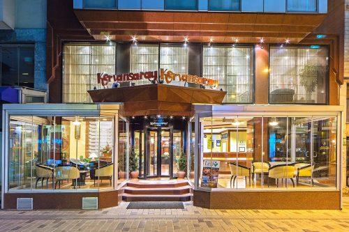 Kervansaray Hotel Istanbul