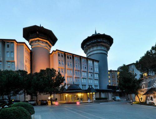 Ladonia Hotels Adakule kusadasi