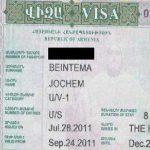 راهنمای اخذ ویزای توریستی ارمنستان